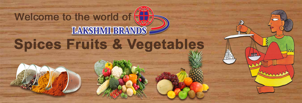 Welcome To Lakshmi Brands